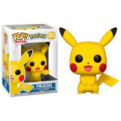 POP! Games: Pokemon - Pikachu #353