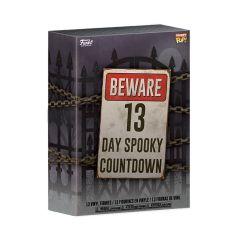 Pocket POP! 13 Day Spooky Countdown Kalenteri