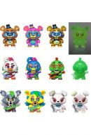 Five Nights at Freddys Security Breach Mystery Minis 6cm Figuuri, satunnainen