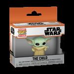 Pocket POP!: Star Wars - The Child (Baby Yoda) Avaimenperä