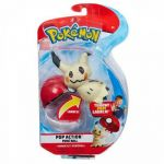 Pokemon Mimikyu + Pokeball Figuuri ja pallo