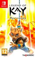 Legend of Kay Anniversary Nintendo Switch