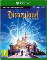 Kinect - Disneyland Adventures Xbox One *käytetty*