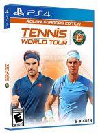 Tennis World Tour - Roland Garros Edition PS4