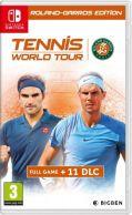 Tennis World Tour - Roland Garros Edition Nintendo Switch