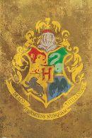 Harry Potter Hogwarts Crest 61 x 91cm Juliste
