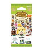 Amiibo Card: Animal Crossing - Series 1 -kortit 3kpl