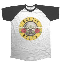 Guns N' Roses Circle Logo T-paita