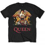 Queen Classic Crest T-paita