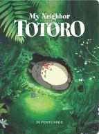 My Neighbor Totoro Postikortit 30kpl