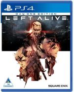 Left Alive Day One Edition PS4 *käytetty*