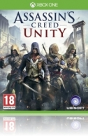 Assassins Creed: Unity Xbox One *käytetty*