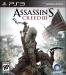 Assassins Creed III PS3 *käytetty*