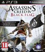 Assassin's Creed IV Black Flag PS3 *käytetty*