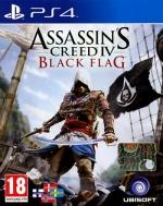 Assassins Creed IV: Black Flag PS4 *käytetty*
