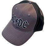 AC/DC Black Logo Lippis