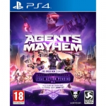 Agents of Mayhem Day One Edition PS4 *käytetty*