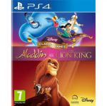 Disney Classic Games: Aladdin and the Lion King PS4 *käytetty*