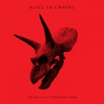 Alice In Chains: Devil Put Dinosaurs Here CD