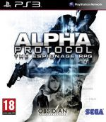 Alpha Protocol the Espionage RPG PS3 *käytetty*