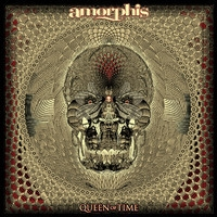 Amorphis : Queen of time CD