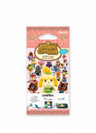 Amiibo Card: Animal Crossing - Series 4 -kortit 3kpl
