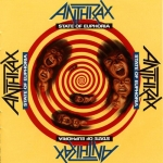 Anthrax: State of Euphoria CD