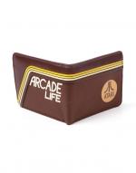 Atari Brown Arcade Life Lompakko