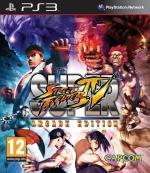 Super Street Fighter IV: Arcade Edition PS3 *käytetty*