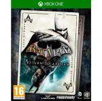 Batman: Return to Arkham (Asylum + Arkham City) Xbox One *käytetty*