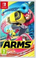ARMS Nintendo Switch