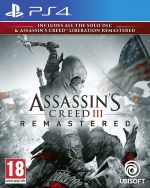 Assassins Creed: III Remastered PS4