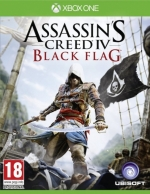 Assassins Creed IV Black Flag Xbox One *käytetty*