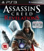 Assassins Creed Revelations PS3 *käytetty*