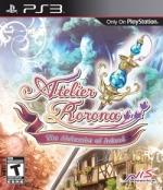 Atelier Rorona: The Alchemist of Arland PS3