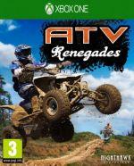 ATV Renegades Xbox One *käytetty*