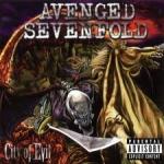 Avenged Sevenfold: City Of Evil CD