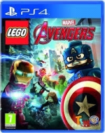 Lego Marvel Avengers PS4 *käytetty*