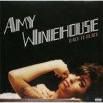 Winehouse, Amy: Back to Black (USA Cover) LP