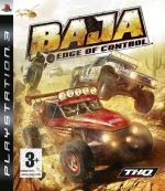 Baja: Edge of Control PS3 *käytetty