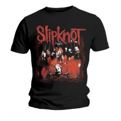 Slipknot Band Frame T-paita