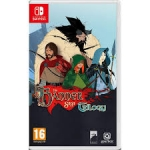 The Banner Saga Trilogy Nintendo Switch