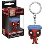 Pocket POP!: Deadpool - Bathtime Deadpool Avaimenperä