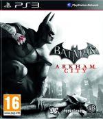 Batman Arkham City PS3 *käytetty*