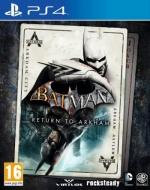 Batman: Return to Arkham (Asylum + Arkham City) PS4