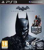 Batman: Arkham Origins PS3 *käytetty*