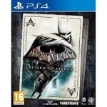 Batman: Return to Arkham (Asylum + Arkham City) PS4 *käytetty*