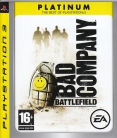 Battlefield Bad Company PS3 *käytetty*