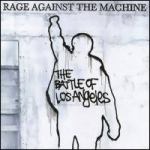 Rage Against The Machine: Battle of Los Angeles CD