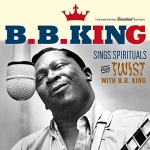 King, BB: Sings Spirituals & Twist With B.b King CD